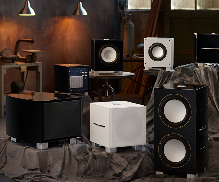 FIND THE RIGHT SUBWOOFER FOR YOU